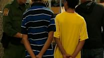 Lone Immigrant Minors Held in Detention Centers