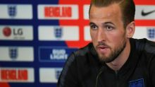 Kane welcomes great expectations on England