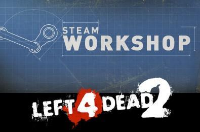 Steam Workshop support coming to Left 4 Dead 2