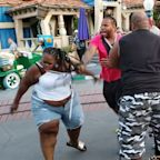 Disneyland Toontown Fighters Get Felony Charges for Violent Melee