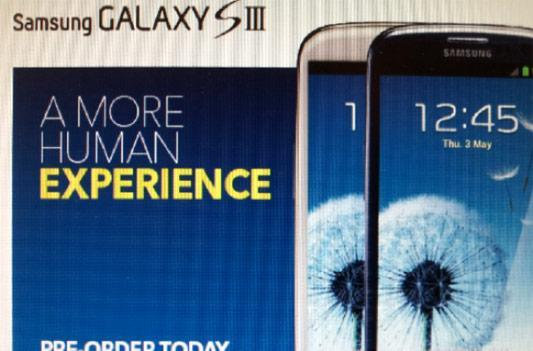 Samsung Galaxy S III shows in Best Buy Canada leak due June 20th, maple syrup uncorked to celebrate