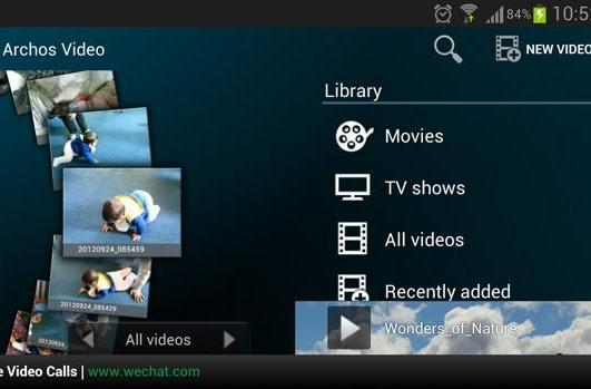 Archos releases free version of Android Video Player, placates penny-pinching cinephiles