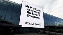 Helsinki donne une leçon de liberté de la presse à Poutine