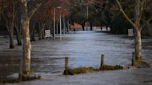 Woman's body found trapped in car in Victoria's floodwaters