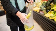Aldi verlangt für dünne Plastikbeutel künftig Geld