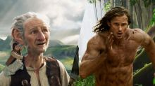 'The BFG,' 'The Legend of Tarzan' Failing to Generate Much Box Office Heat