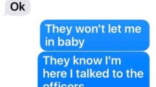 Why terrifying real-time shooting texts go viral