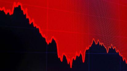 Stocks fall, tech tanks, bitcoin crashes
