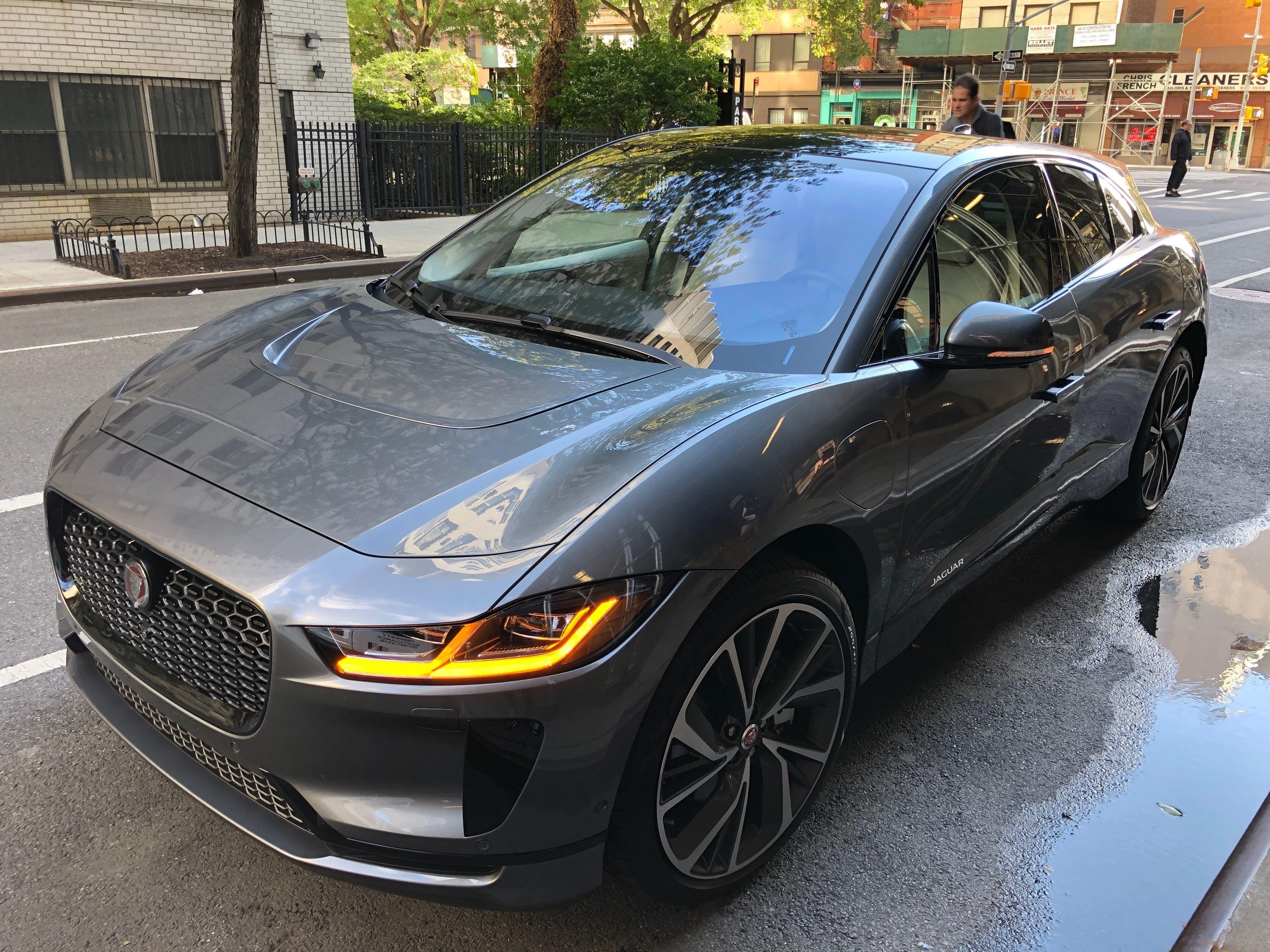 Jaguar I-PACE: It's better than the Model Y and you can buy it now