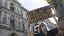 'They stabbed us in the back': Why NHS workers are protesting across the UK this weekend