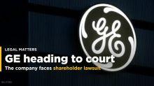 GE faces shareholder lawsuit over insurance shortfall, SEC probe
