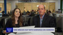 NKE Breaks Out With Earnings On Horizon