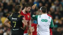 British Lions 2017: Iain Henderson frustrated by 'stupid' yellow card as Lions held by Hurricanes