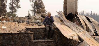 'Like an atomic bomb': Bootleg Fire's devastation