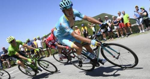 Cyclisme - Liège - L'équipe Astana sera bien au départ de Liège-Bastogne-Liège
