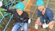 La luna de miel aventurera de Pilar Rubio y Sergio Ramos en Costa Rica