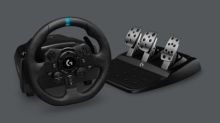 Logitech G Delivers Ultra Realistic Racing With TRUEFORCE Racing Wheel for PlayStation®4, PlayStation®5* and PC