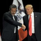 Jerry Falwell Jr: Trump ally leaves university post after uproar at picture with unzipped trousers