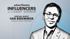 Influencers with Andy Serwer: Ian Bremmer