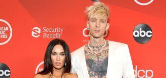 Megan Fox and Machine Gun Kelly Make Their Red Carpet Debut as a Couple at 2020 AMAs