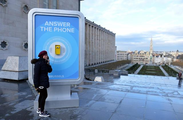 Brussels wants you to make internet calls to random locals