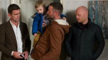 EastEnders panic for Max tonight after Charlie's return