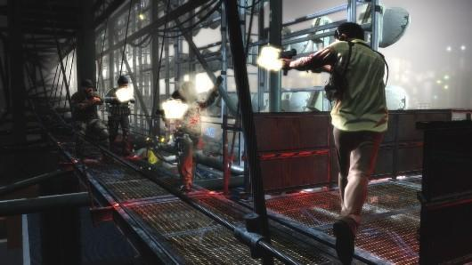 Max Payne 3 cheaters get thrown into the miscreant quarantine