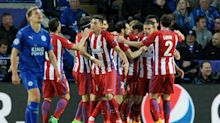 Leicester City's miracle run ends in Champions League quarterfinal loss to Atletico Madrid