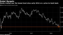 Saudi Tensions Add to Dubai Stock Market's Worst Year Since 2008