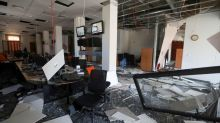 Backstory: Covering the Beirut blast, bruised and bloodied