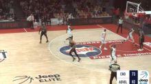 Basket - Jeep Élite - Jeep Élite (4e journée) : le résumé de Cholet-ASVEL en vidéo