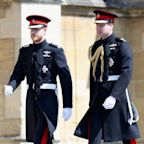 Prince William and Prince Harry to reunite at funeral amid ongoing rift