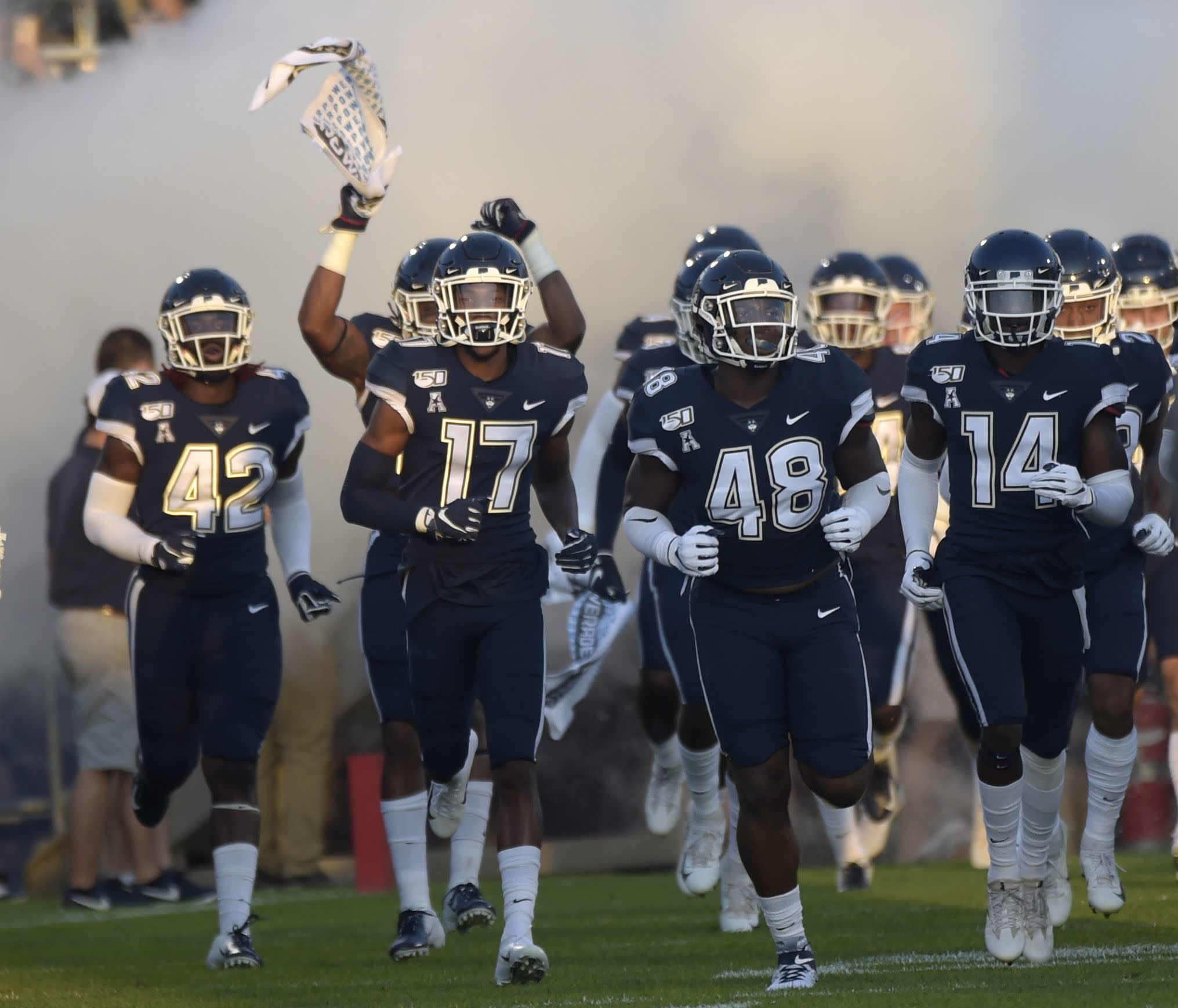 Will UConn play football this year? Public health experts unsure about fall sports during coronavirus pandemic