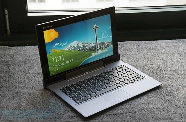 Lenovo IdeaTab Lynx review: a decent Windows 8 tablet, but not Lenovo's best