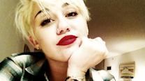 Miley Cyrus Says New Haircut Changed HerLife
