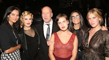 Demi Moore celebrates ex-husband Bruce Willis's birthday with gratitude for 'our blended families'