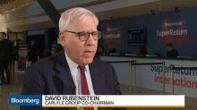 Carlyle's Rubenstein Says Investors Are Okay With Slightly Lower Returns