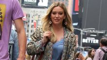 Hilary Duff beefing up security