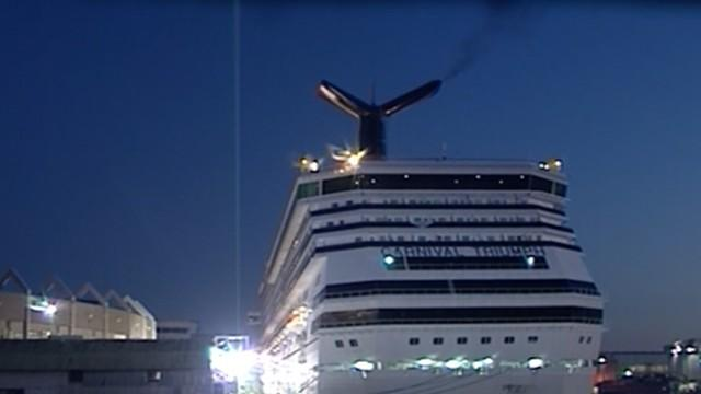 Carnival's Triumph Passengers: 'We Were Homeless'