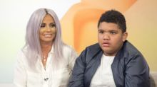 Katie Price says it was 'awful' seeing 18-year-old son Harvey in intensive care