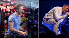 Watch Coldplay Honor Linkin Park's Chester Bennington with 'Crawling'