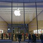 Apple stock leads Dow higher after Morgan Stanley cites 'attractive' earnings setup
