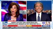 Geraldo Rivera and Jeanine Pirro get heated over undocumented migrant workers