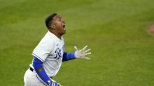 Royals beat Rays 9-8 on Perez's game-ending single