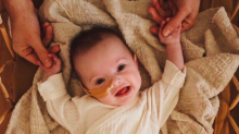 'We can barely hold ourselves up': Blogger mom's plea for her daughter's life