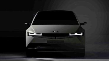 延續現代 45 概念車設計元素:IONIQ 5 電動休旅主打復古風,20 吋大輪圈很搶眼