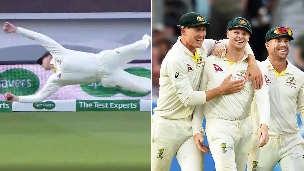 'You freak': Steve Smith 'stunner' leaves cricket fans in a frenzy
