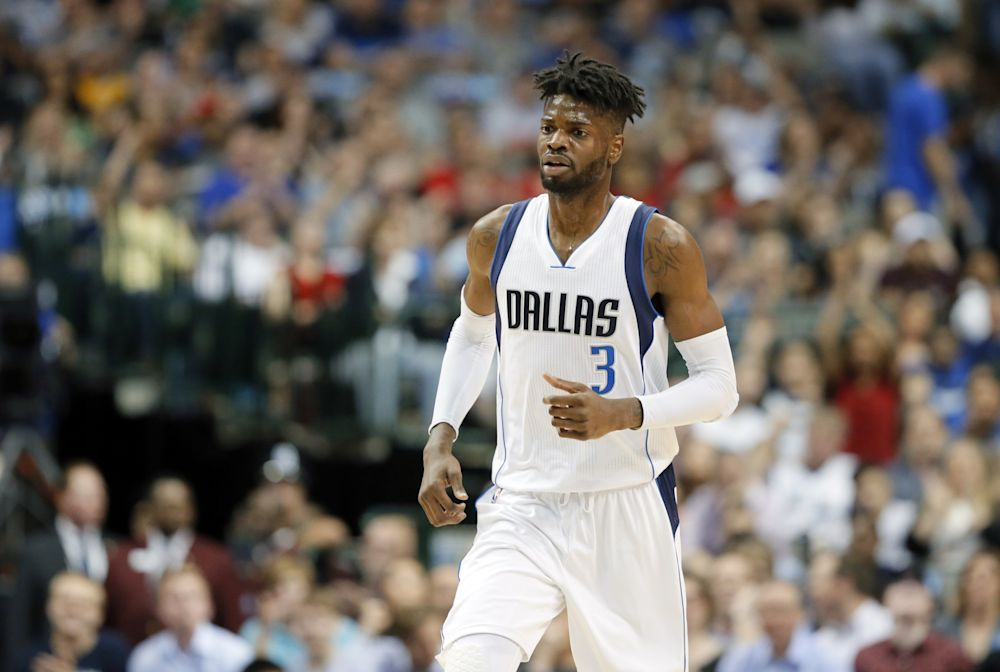Nerlens Noel played 51 games last season. (AP)