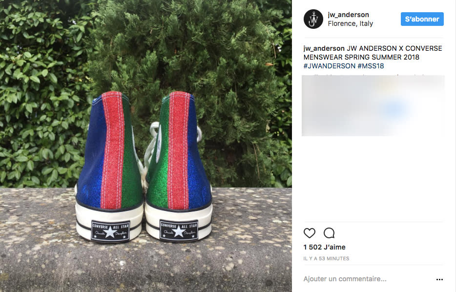 JW Anderson's surprise Converse reveal and Hunting World's