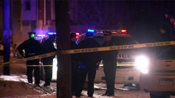 Suspect shot multiple times by police, FBI in North Philadelphia
